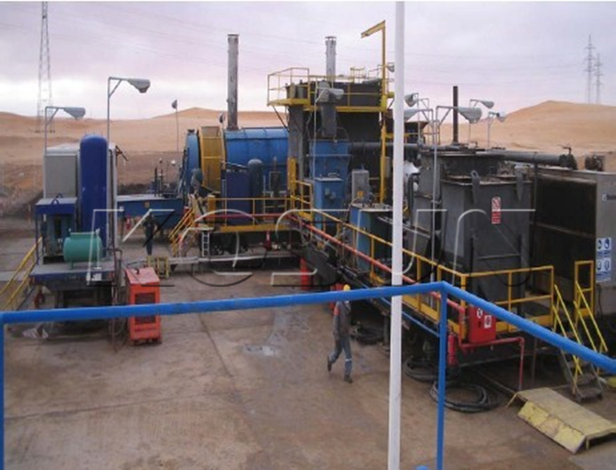 Thermal Desorption Site