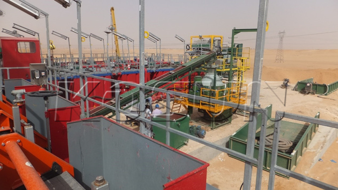 KOSUN Drilling Waste MWD System with Cuttings Dryer